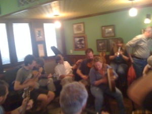 Irish Session in Durango