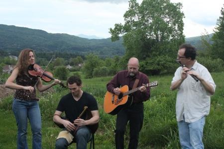 Irish Band Vermont
