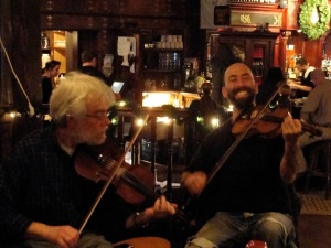 Irish session at ri ra