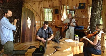 Irish Band in Vermont