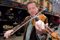 Frankie Gavin, Fiddler