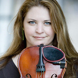 Andrea Beaton, Fiddler