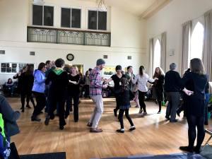 irish community dance